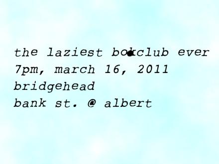 bookclub march